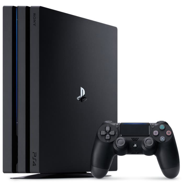 ps4 pro box tv