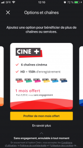 molotov tv cine plus