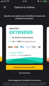 molotov tv extended
