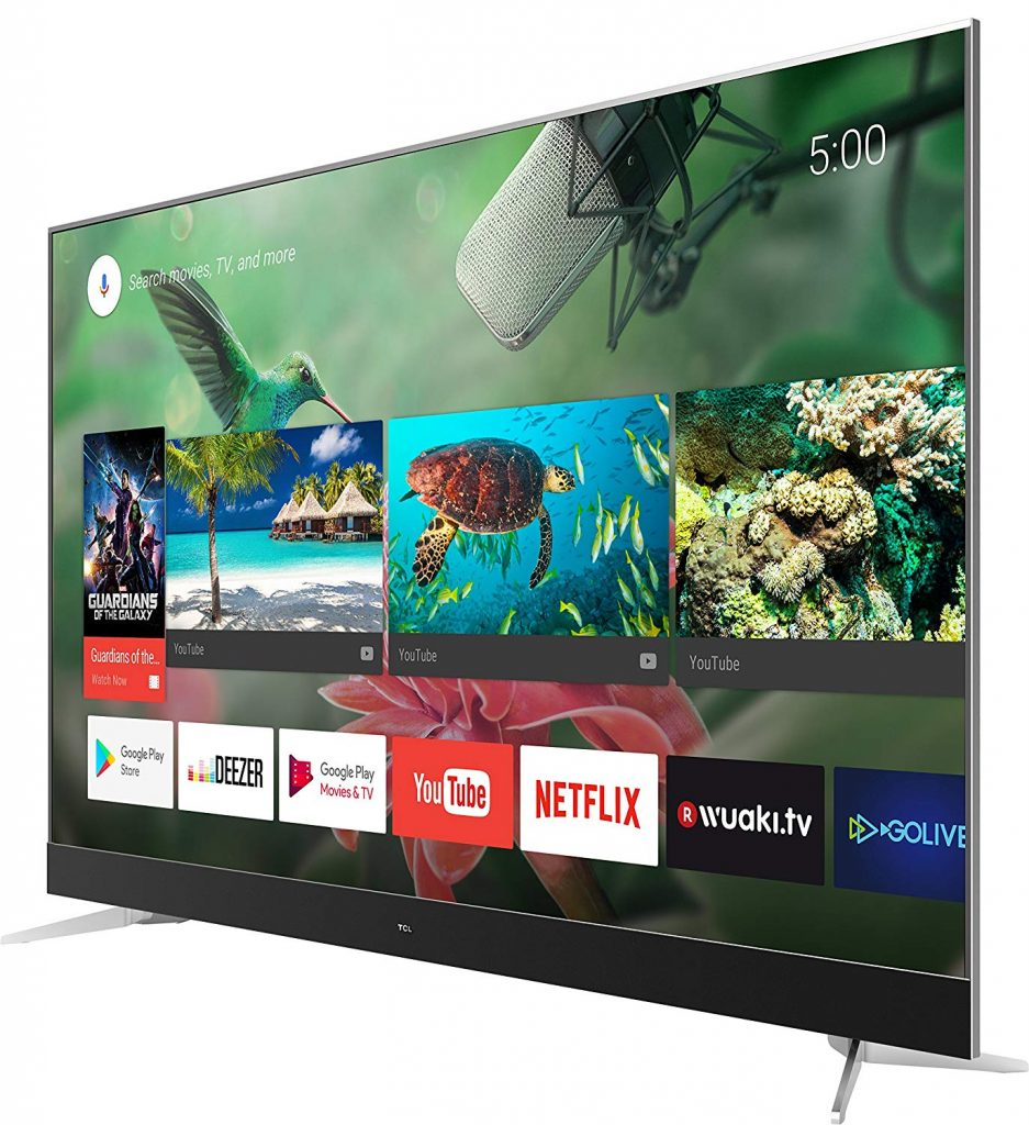 android tv tcl